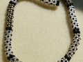 Chenille Stitch Necklace