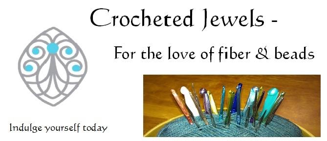 Crocheted Jewels