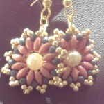 Lovely Little Flower Earrings